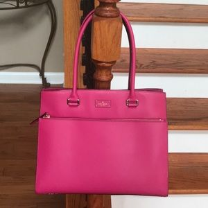 Sale!🌟NWOT🤩Kate Spade Wellesley leather tote 🤩